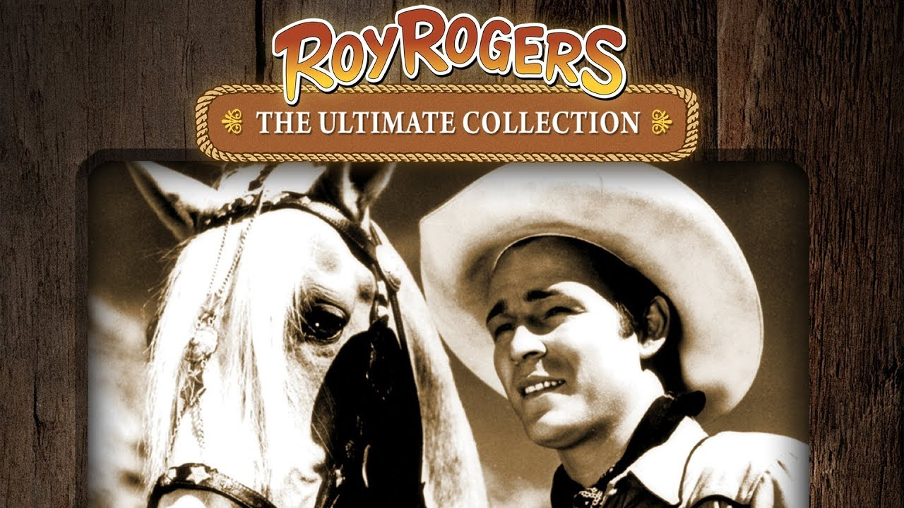 Roy Rogers: On the Old Spanish Trail