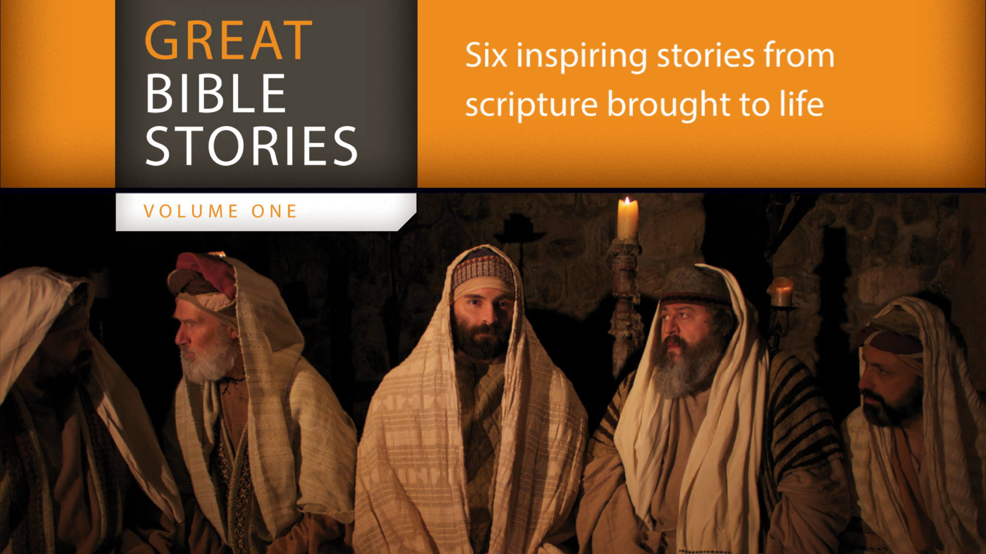 Great Bible Stories: The Touch