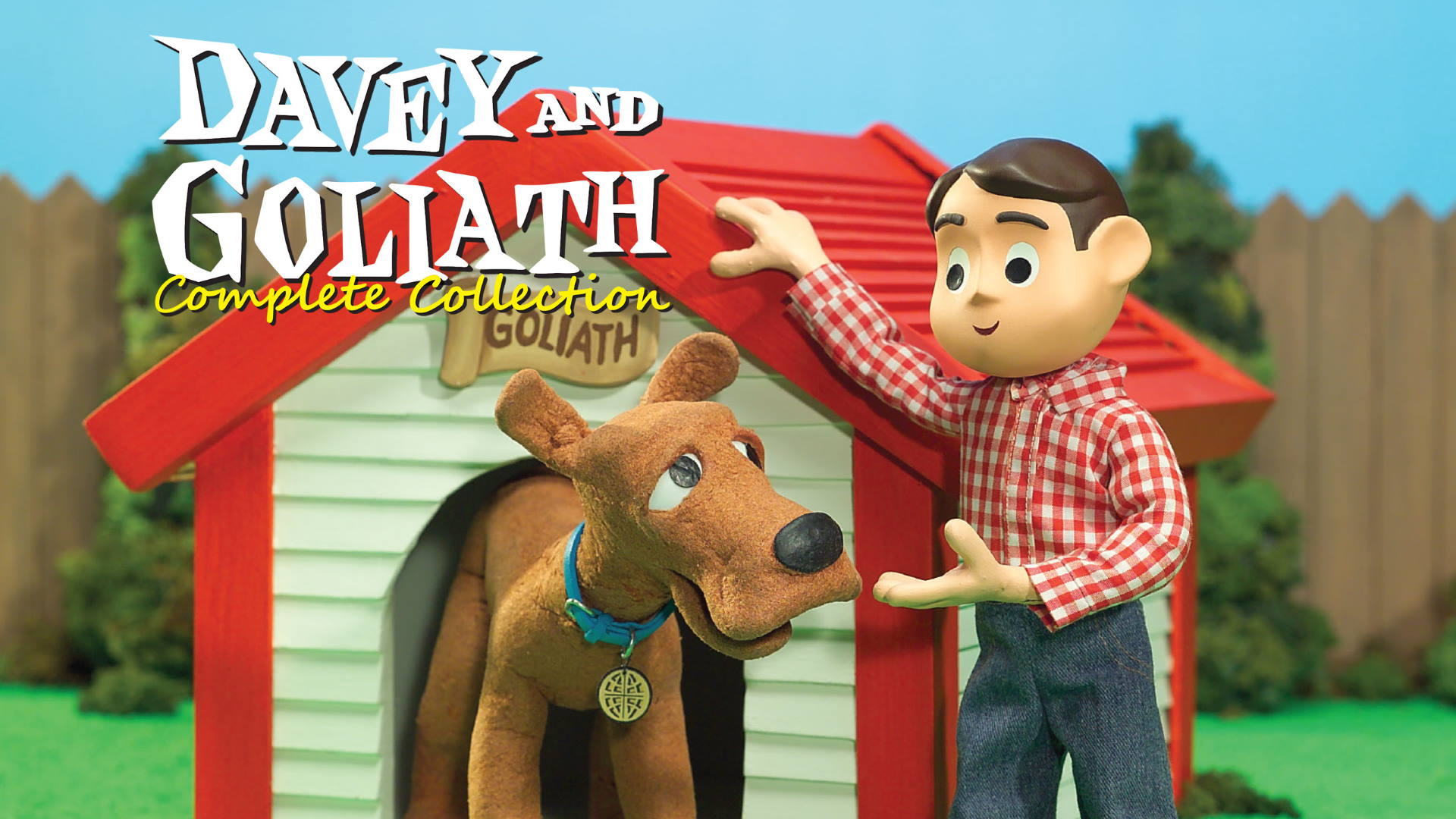 Davey and Goliath Ep 2:-Stranded On An Island