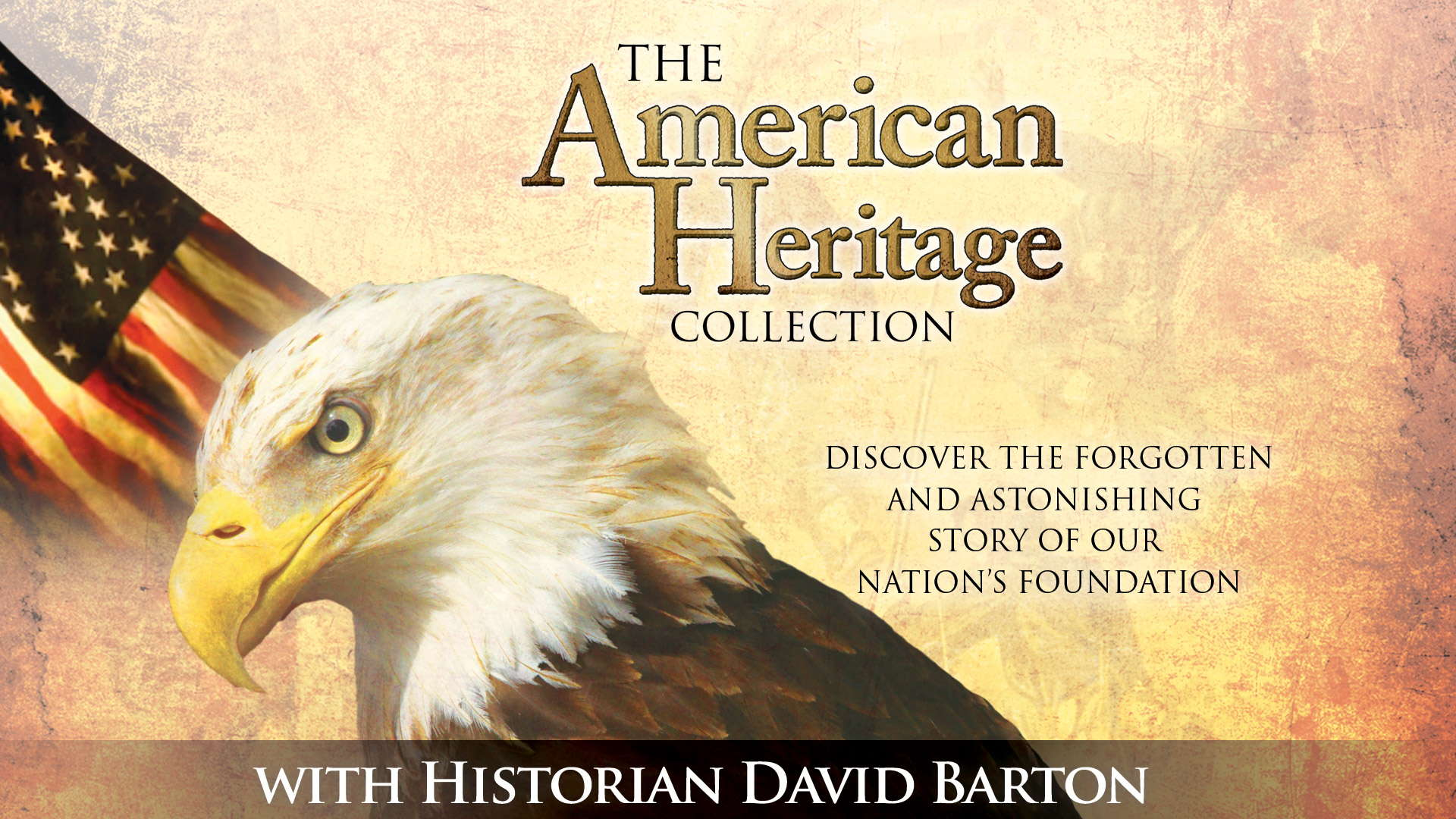 American Heritage Collection Ep 5: Foundations of American Government