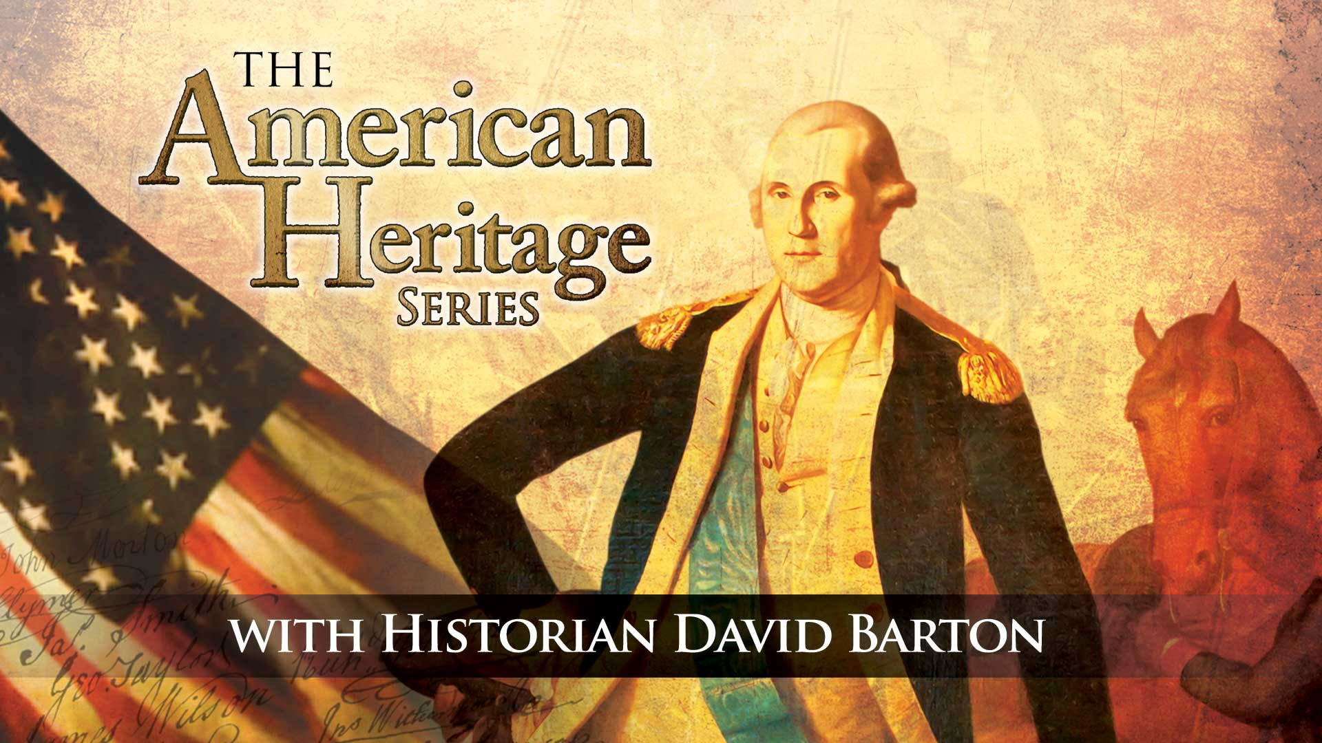 The American Heritage Series Ep 17. Chiseled In Stone: Evidence of America's Spiritual Heritage Part 1
