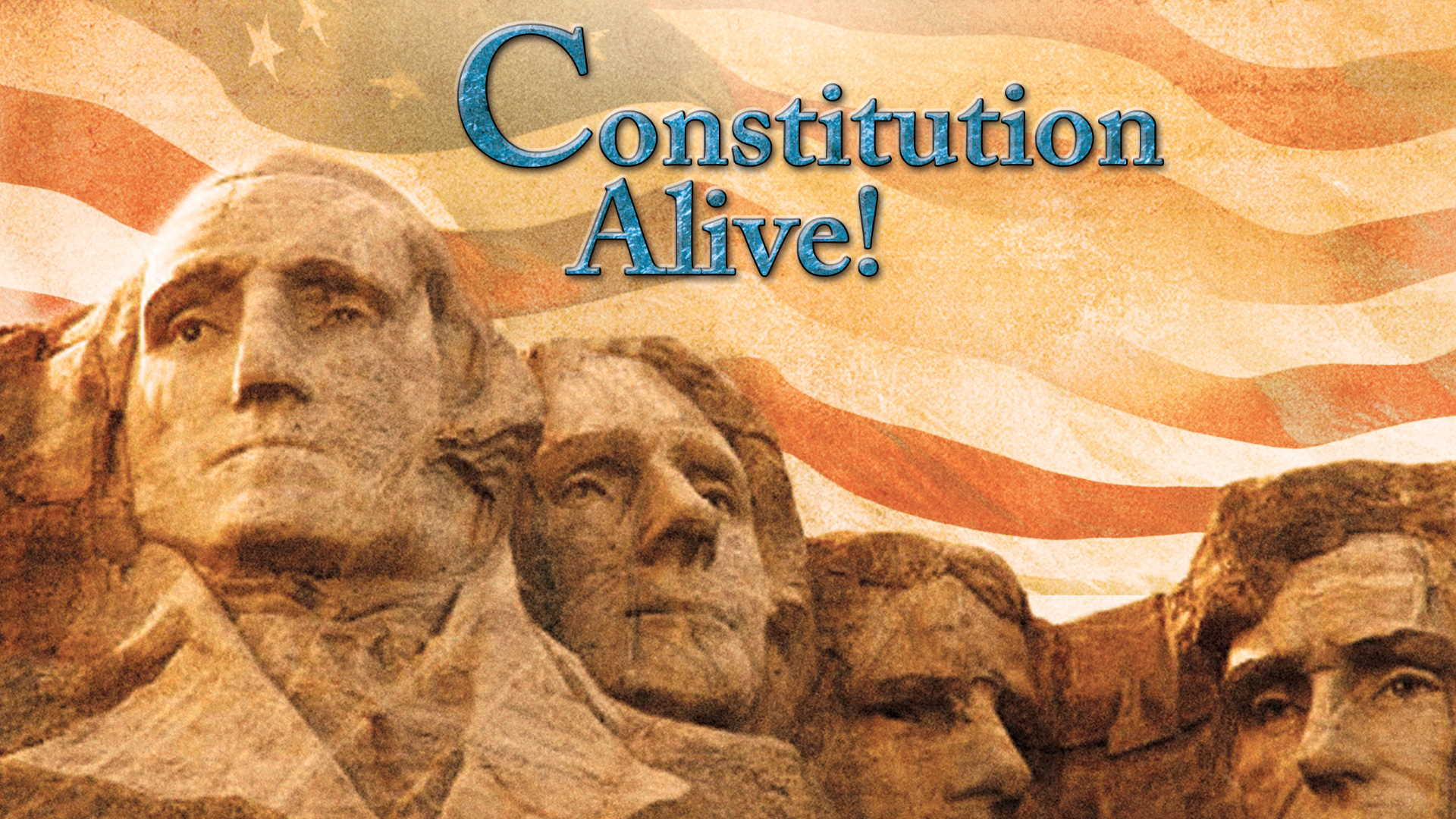 Constitution Alive Ep 2. The Seeds of Liberty
