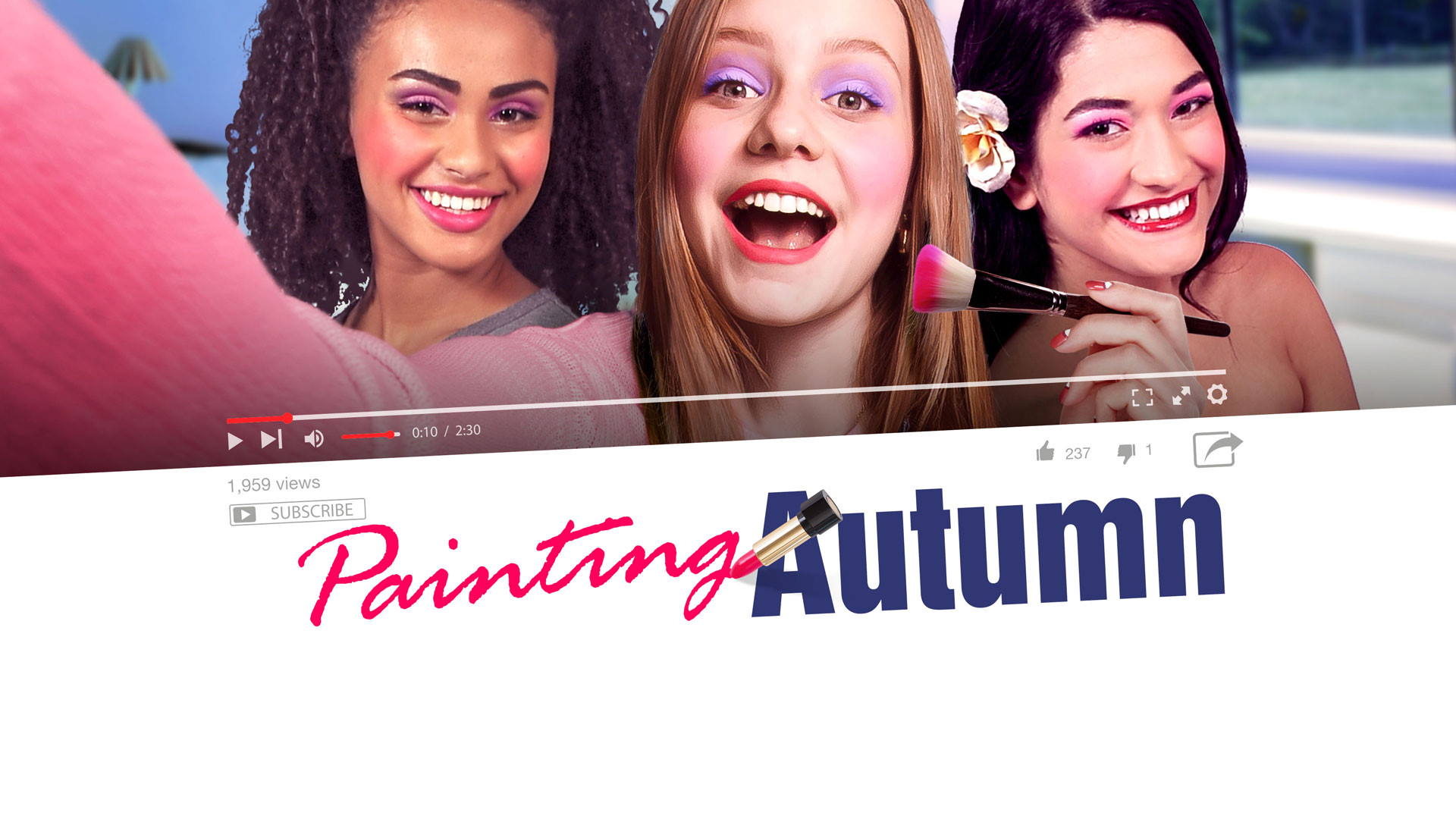Painting Autumn Ep 1: I've Got A Friend