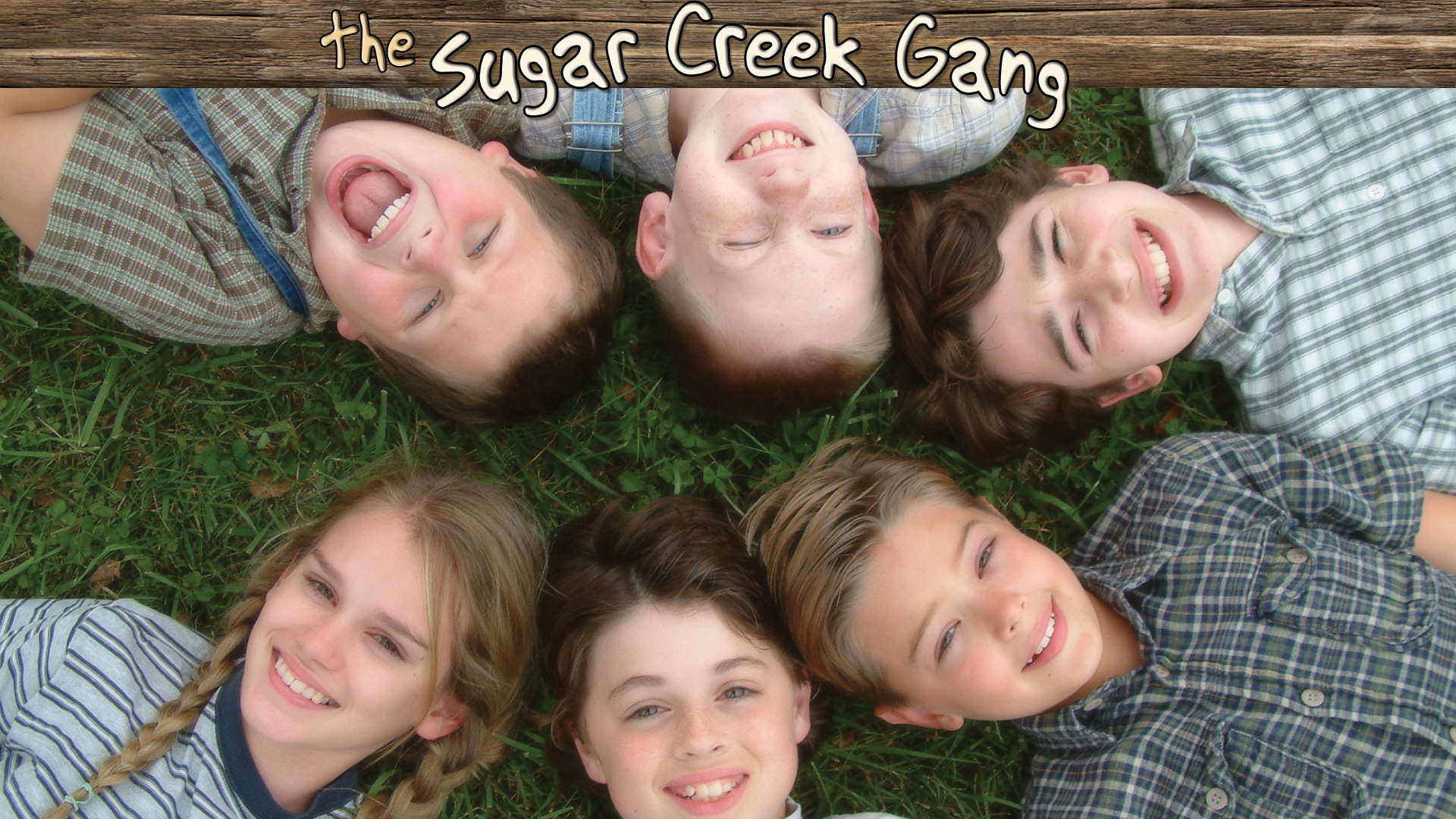 The Sugar Creek Gang Ep 4: Secret Hideout
